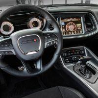 2017 Dodge Challenger T/A Interior 2
