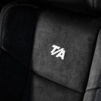 2017 Dodge Challenger T/A Hounstooth Seat Insert