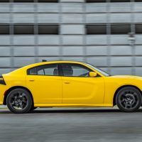 2017 Dodge Charger Daytona Right Side Profile