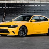2017 Dodge Charger Daytona Right Front Three Quarters