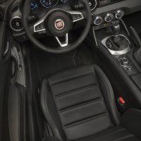 2017 Fiat 124 Spider Lusso Driver's Profile
