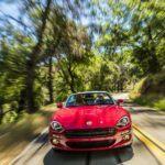 2017 Fiat 124 Spider Lusso Front Detail Shot