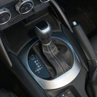 2017 Fiat 124 Spider Lusso Gear Shift