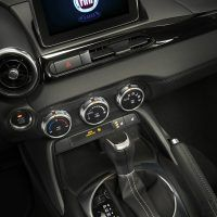 2017 Fiat 124 Spider Lusso Instrument Panel