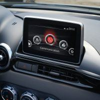2017 Fiat 124 Spider Lusso Productivity Screen