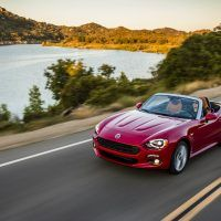 2017 Fiat 124 Spider Lusso Road Test