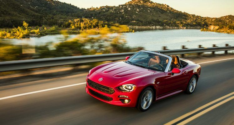 2017 fiat 124 spider lusso review. Black Bedroom Furniture Sets. Home Design Ideas