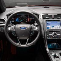 2017 Ford Fusion Driver's Side