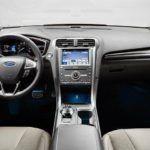 2017 Ford Fusion Interior Profile Shot