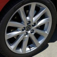2017 Mazda 3 18-inch Rims