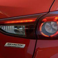 2017 Mazda 3 Taillight