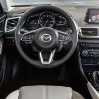 2017 Mazda 3 Steering Wheel