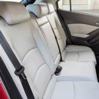 2017 Mazda 3 Front Seats
