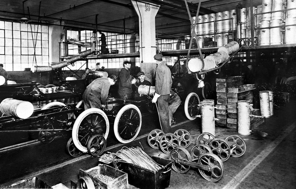 How Well Do You Know The American Automakers?