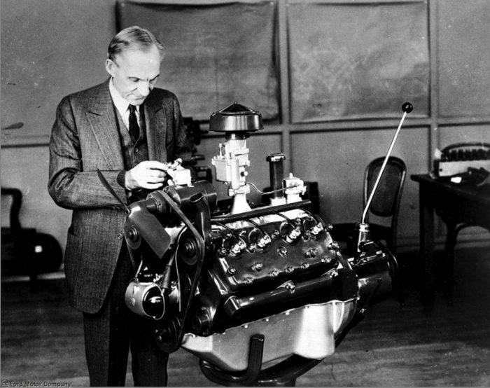 Henry Ford V8