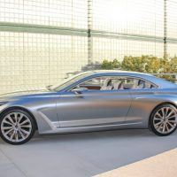 Hyundai Vision G Coupe Concept Left Side Profile