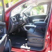 2016 Titan XD Drivers Seat