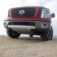 2016 Titan XD Front