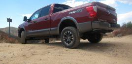 2016 Nissan Titan XD PRO-4X Review (Cummins 5.0L V8 Turbo Diesel)