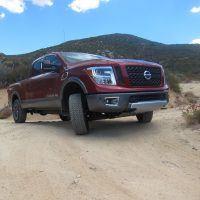 2016 Titan XD Front 3/4 II