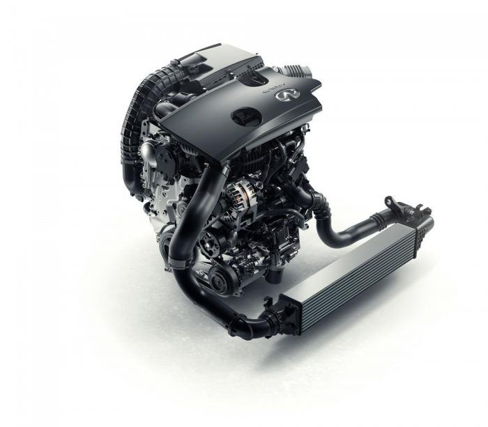 Infiniti Variable Compression Engines