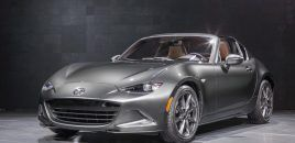 Rare Mazda MX-5 RF Launch Edition Coming