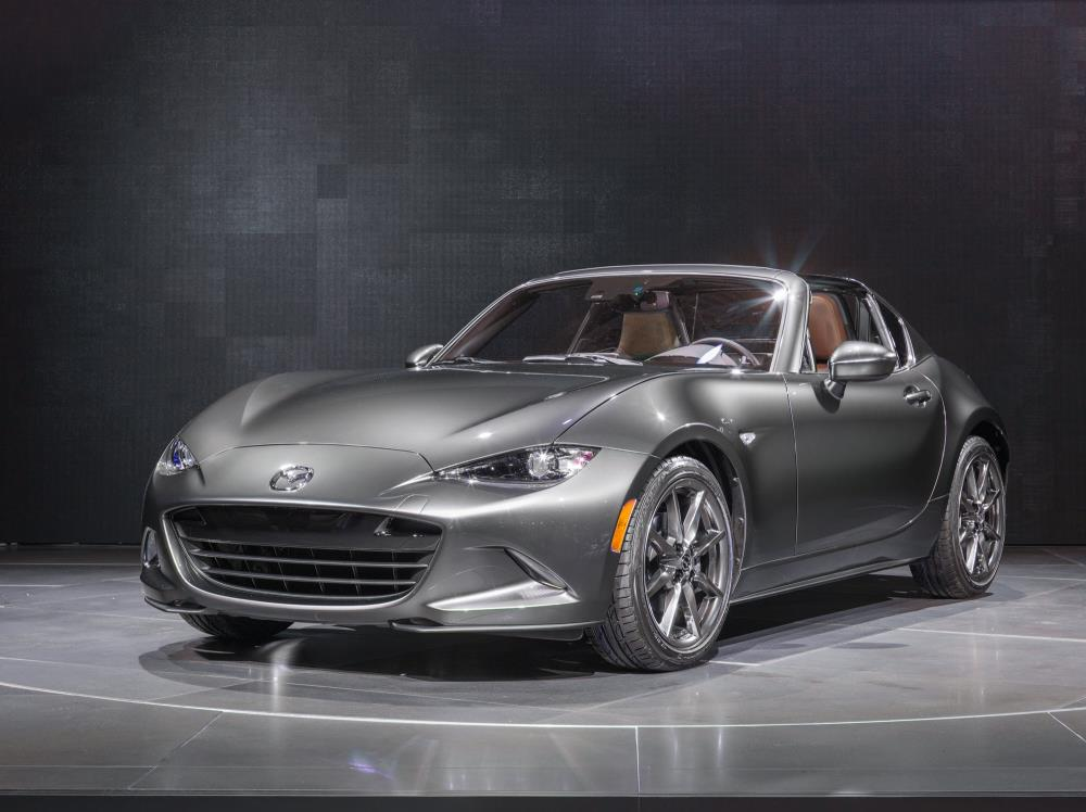 Mazda MX 5RF Launch Edition