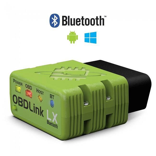 OBDLink LX Monitor