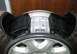 Run-Flat Tire Construction