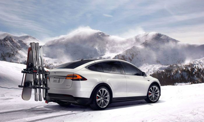 Tesla Model X. Photo: Tesla Motors