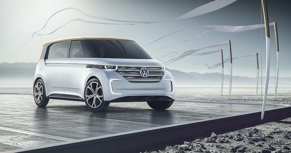 VW BUDD e Concept