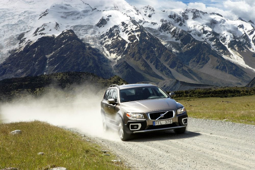 V70 Cross Country Celebrated With Forthcoming Volvo V90