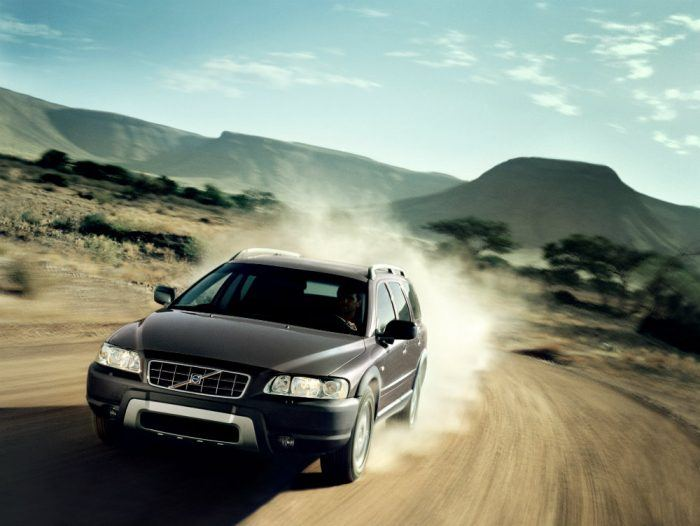 V70 Cross Country. Photo: Volvo Cars