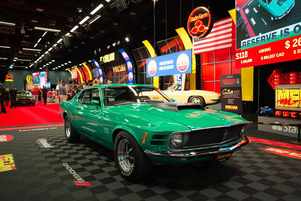 Inaugural Louisville Mecum Auction Records Over $13 Million
