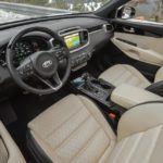 2017 Kia Sorento Drivers Side Interior