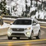 2017 Kia Sorento Mountain Road Test