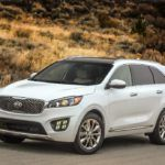 2017 Kia Sorento Profile Shot