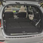 2017 Kia Sorento Rear Cargo Storage