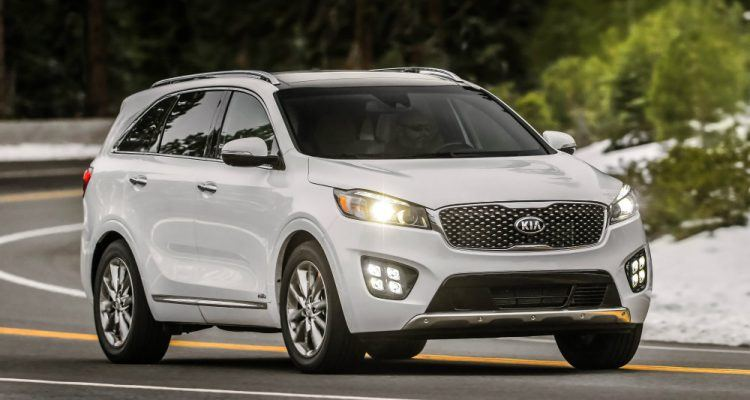 2017 Kia Sorento Road Test