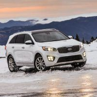 2017 Kia Sorento Winter Drive