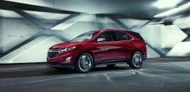 2018 Chevy Equinox: Product & Performance Overview