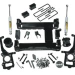 4.5 Suspension Lift Kit 2015 2016 F150 4WD with Superide Shocks