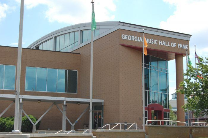 Georgia Music Hall of Fame. Photo: Jud McCranie