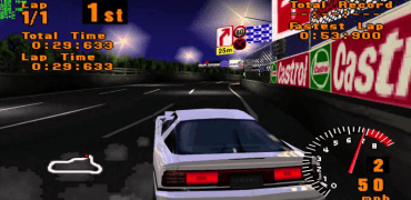 Gran Turismo 1 screenshot 370x180 - 1998 - The Beginning of a Car Obsession