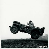 The Jeep MB was the original go-anywhere, do-anything vehicle, a workhorse for the military and a friend to the soldier.