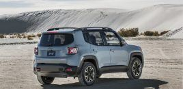 2016 Jeep Renegade Trailhawk 4×4 Review