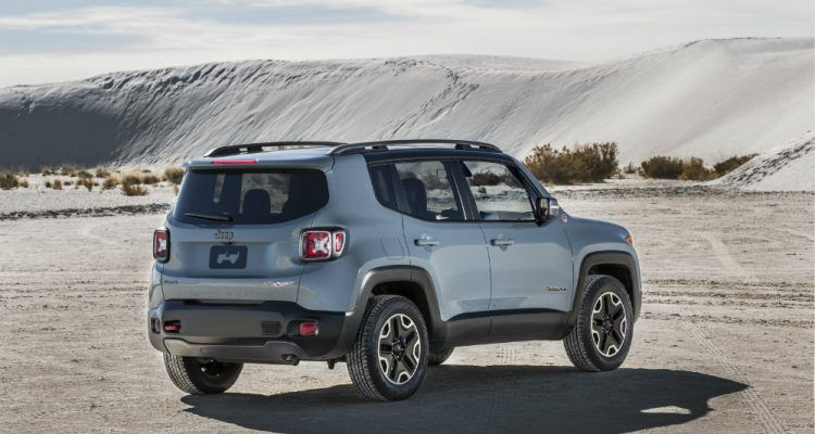 2016 Jeep Renegade Trailhawk 4 Review