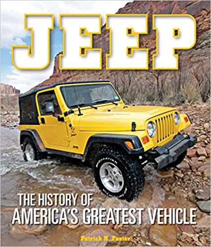 Jeep History Book