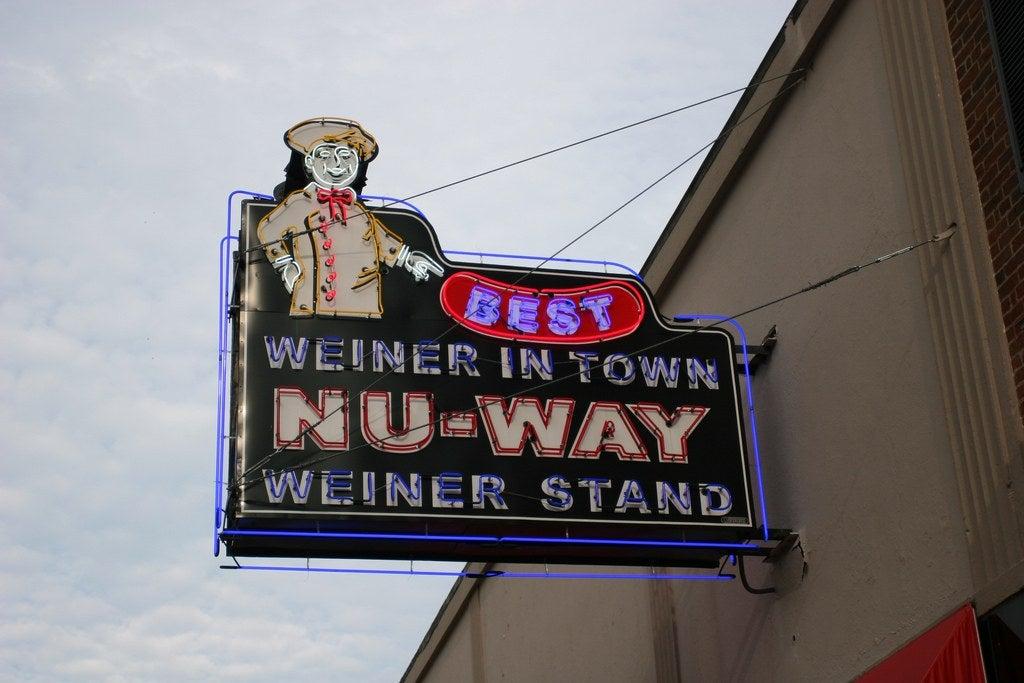 Nu Way Weiner Stand
