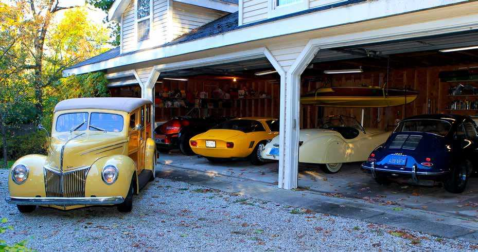 Automoblog Book Garage: Route 66 Barn Find Road Trip